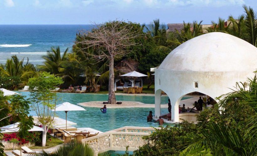 Swahili Beach Resort Flight Package