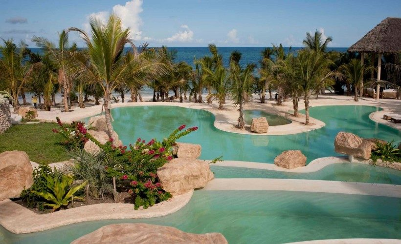 Swahili Beach Resort - Kichaka Tours and Travel